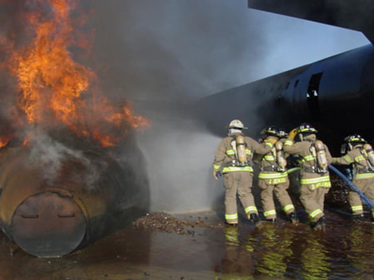 Lubbock Fire Rescue conducting controlled burns Oct. 22, 23