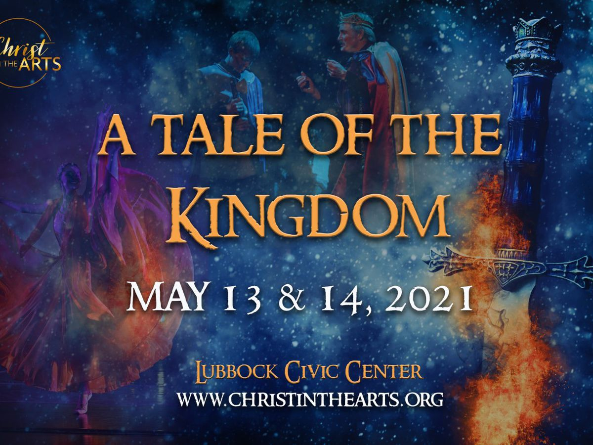 Christ in the Arts to debut new production 'A Tale of the Kingdom'