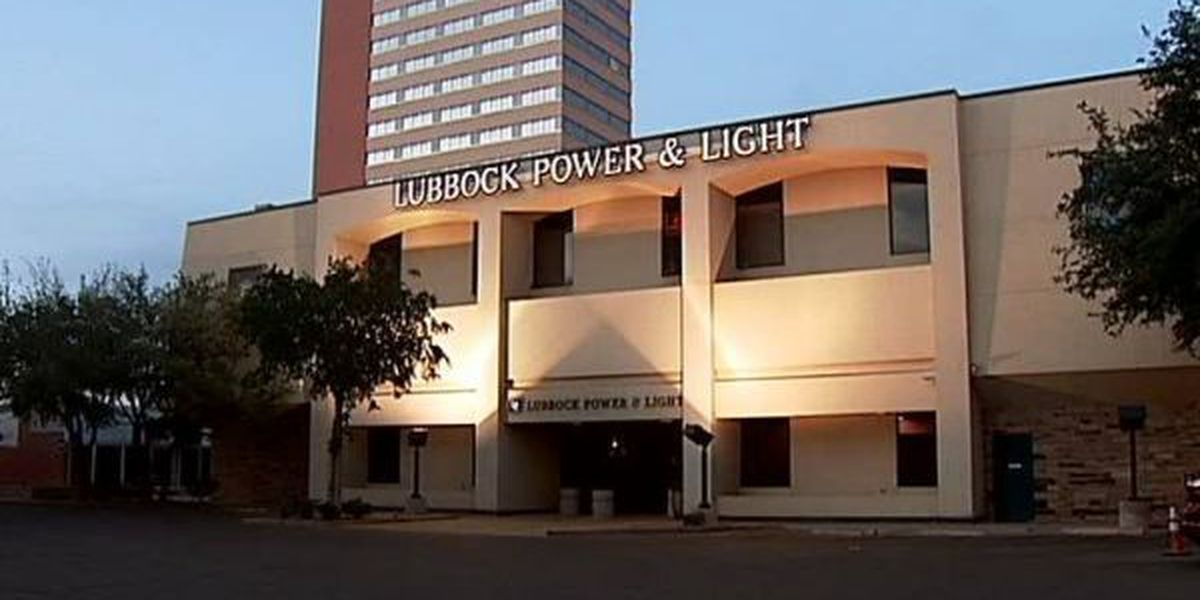 LP&L reports service restored in NW Lubbock
