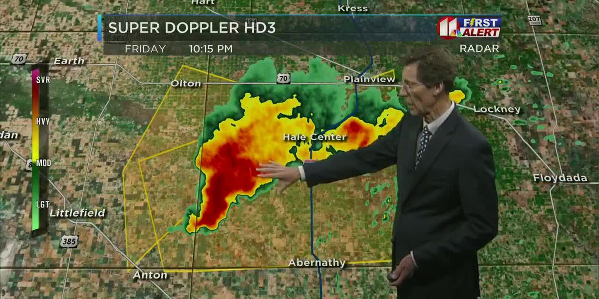 KCBD Weather at 10 for May 24