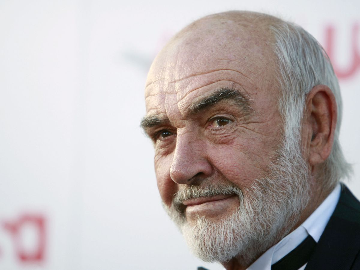 Actor Sean Connery, the 'original' James Bond, dies at 90