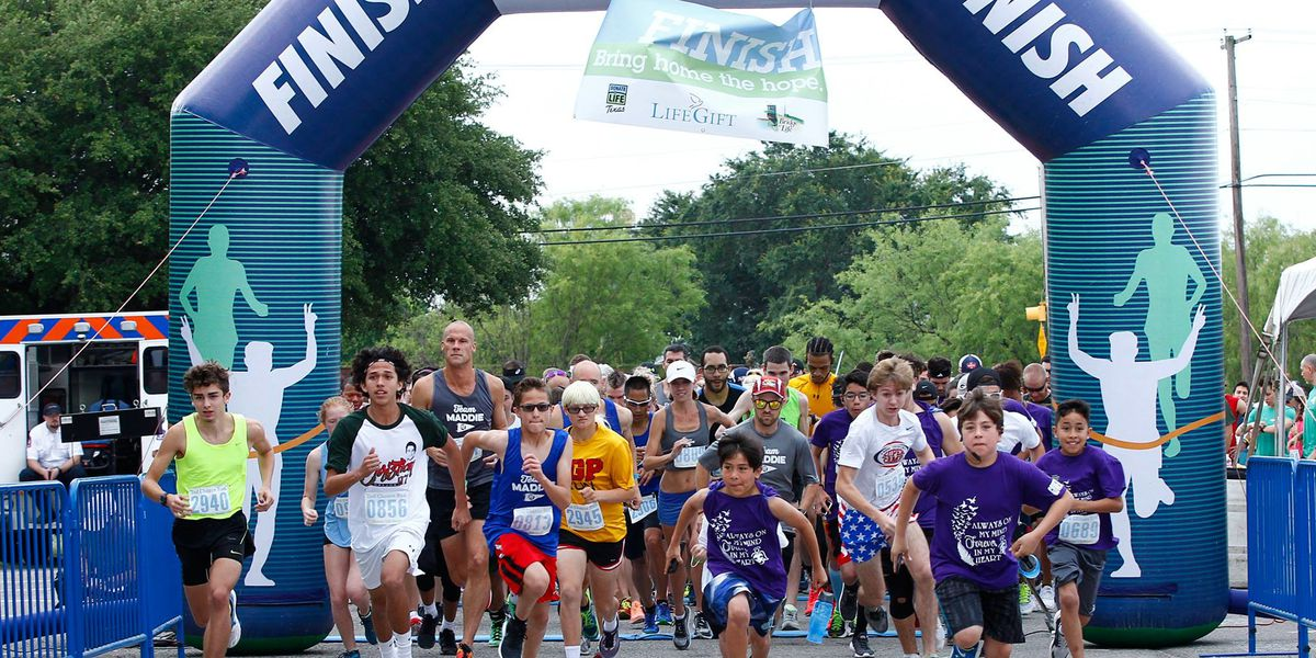 Organ donation groups to host 2nd Chance Run on Aug. 3