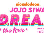 Nickelodeon's JoJo Siwa D.R.E.A.M. The Tour has been rescheduled for Aug. 2021