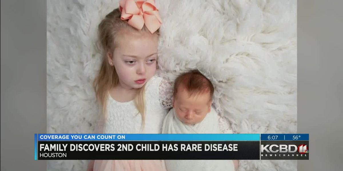 Houston family raising money to treat 2 children with rare genetic disease