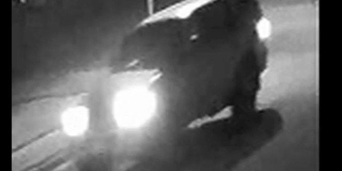 Lubbock police searching for driver in connection with theft at Indiana Ave. Baptist Church