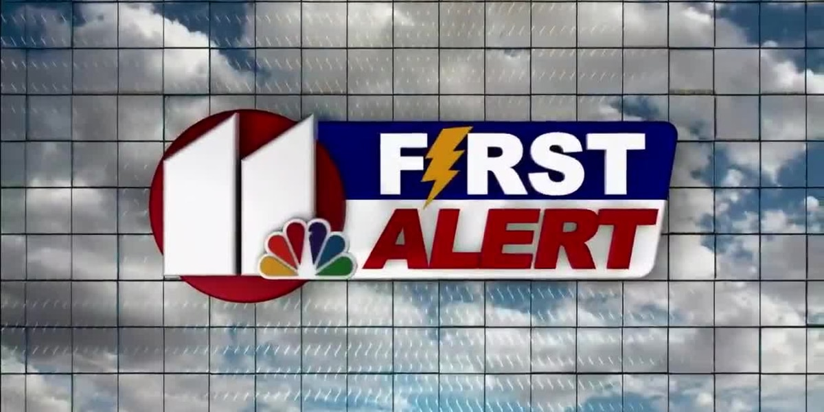 KCBD NewsChannel 11 Weather at Noon - 09/30/2020