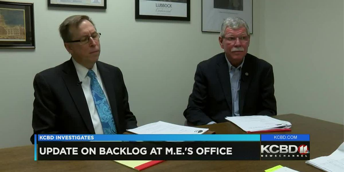 County responds to former medical examiner's explanation of backlog, provides update on outstanding