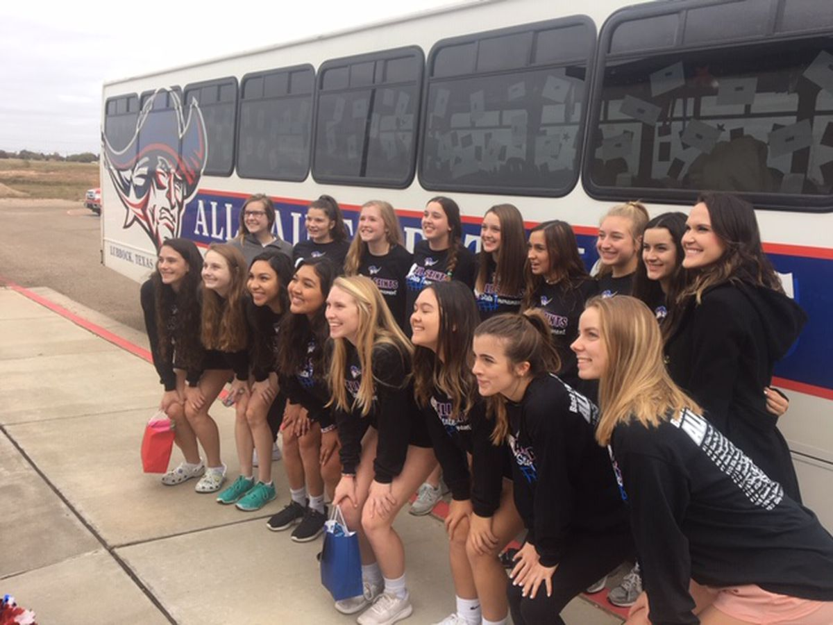 All Saints Volleyball heads to state for 4th straight season