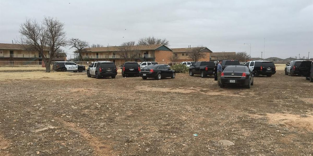 2 arrested near abandoned apt. complex where girl was held captive