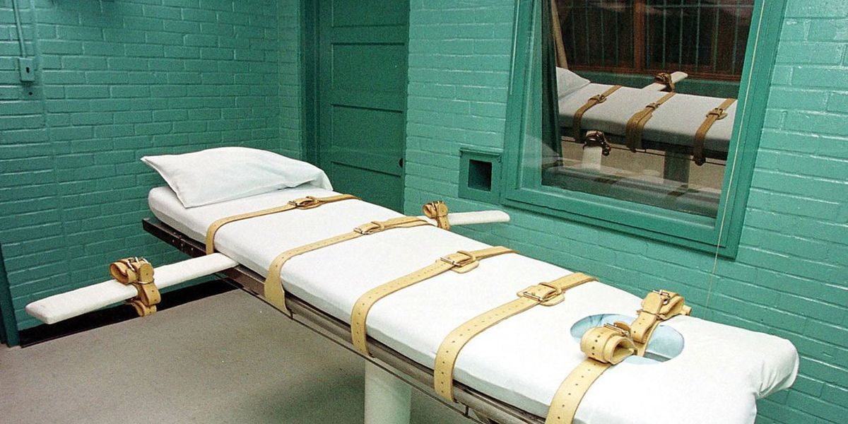 Texas bans chaplains from its execution chamber