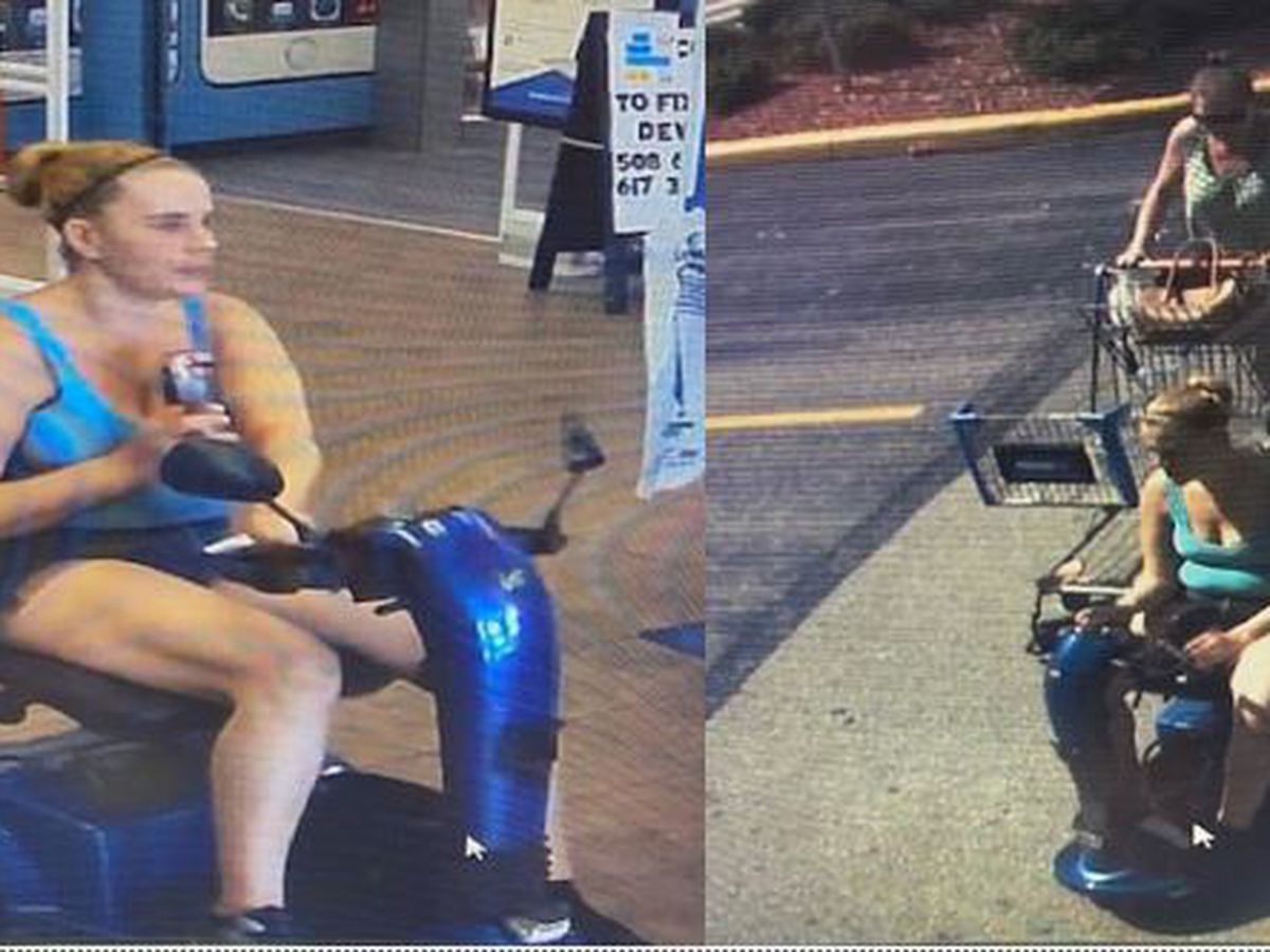 Scooter stolen from Walmart returned to disabled vet