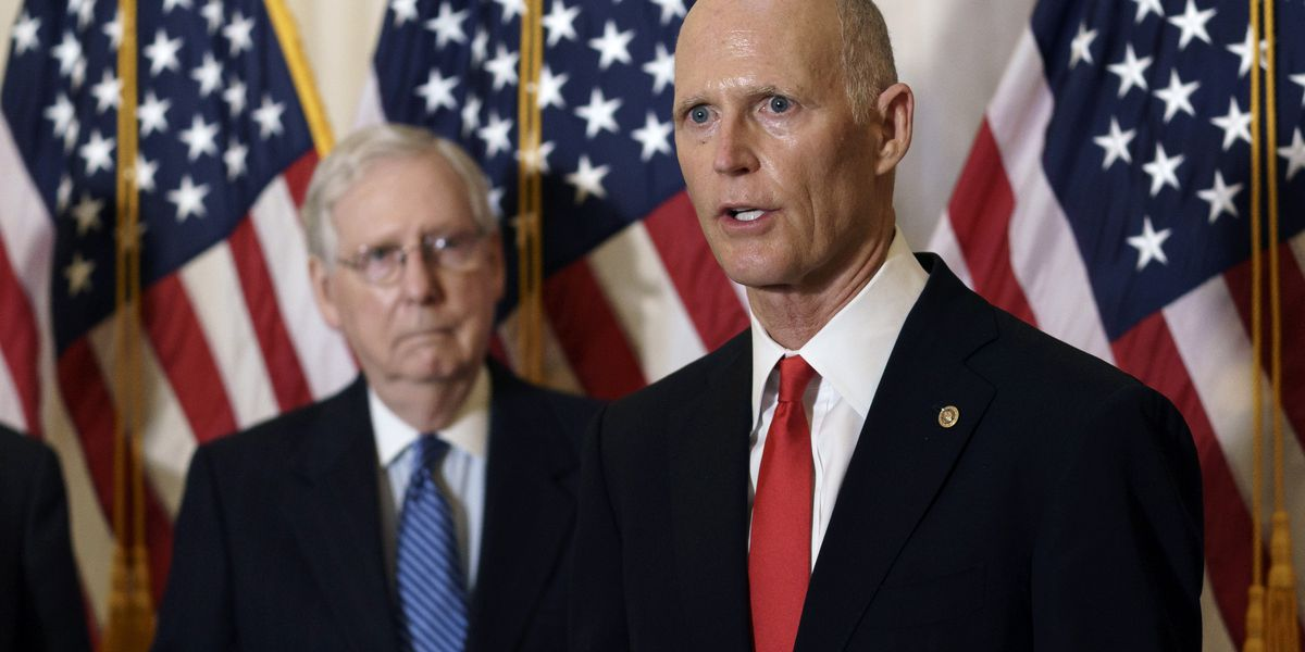 Sen. Rick Scott to Biden Administration: stop sending taxpayer dollars to communist China