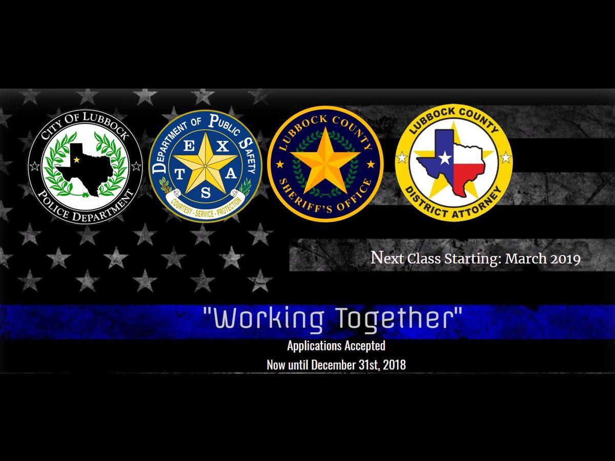 Lubbock Law Enforcement to Offer Citizens Academy Program in Lubbock