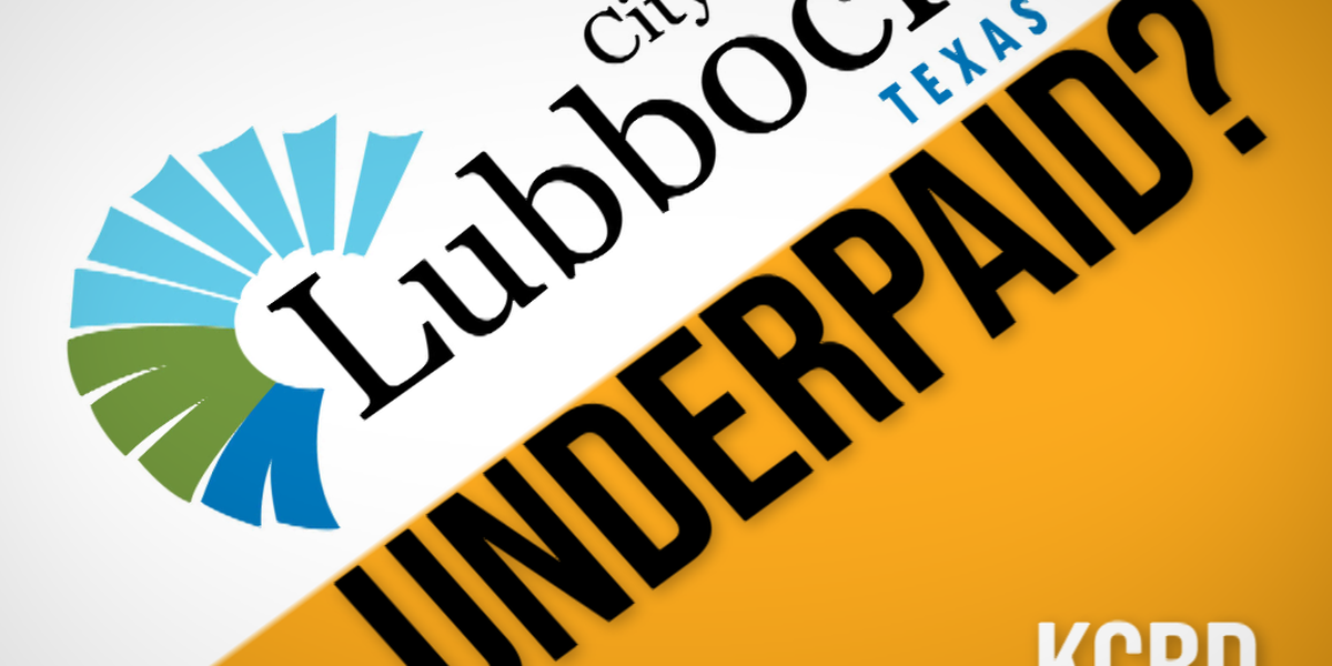 KCBD INVESTIGATES: How much do Lubbock City Council members really make?