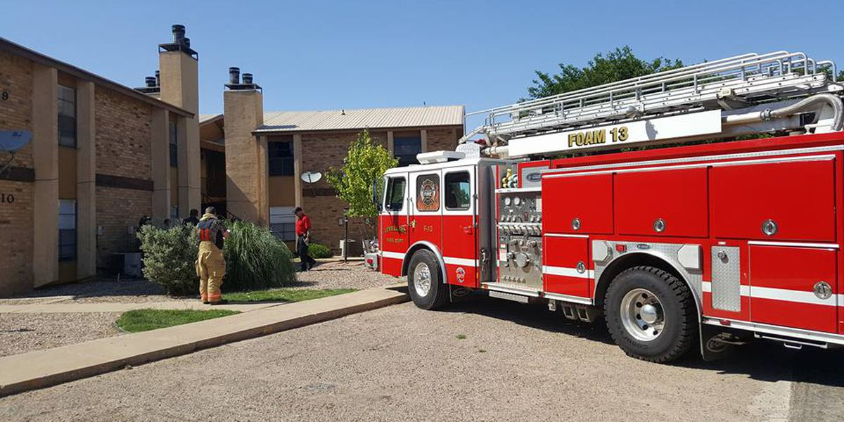 Family displaced after Levelland fire