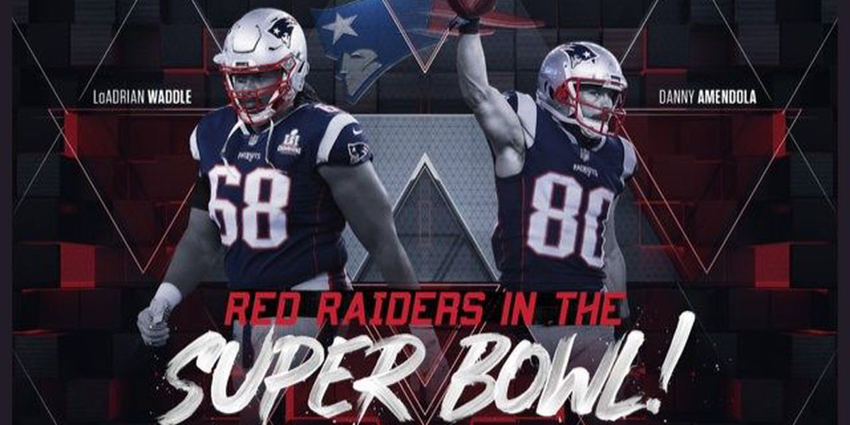 Super Red Raiders: 17 Red Raiders have Super Bowl Rings
