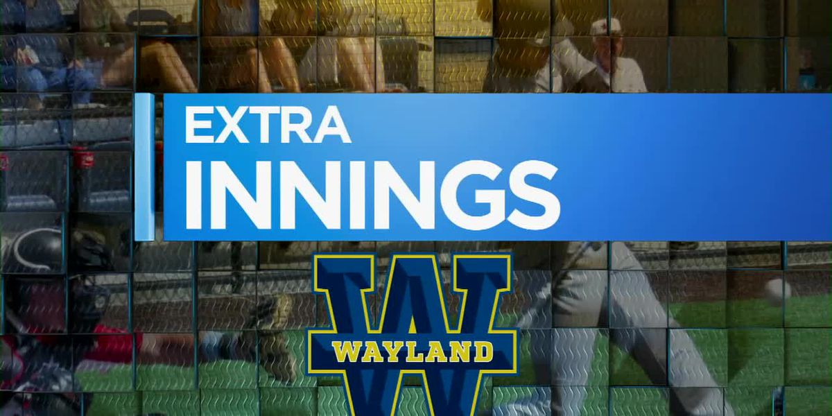 Extra Innings Softball & Baseball Scores for Saturday, May 1
