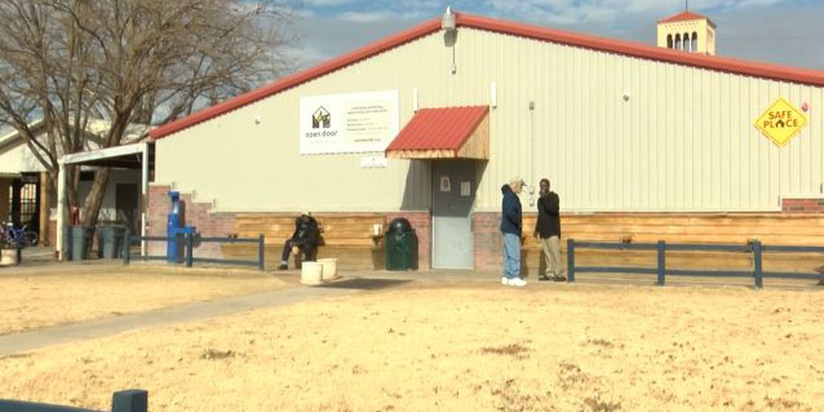 Heart of Lubbock turning over two homes to Open Door to help the homeless