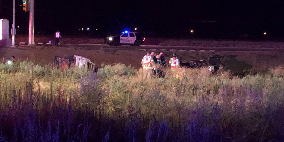 Police identify 2 killed, 1 injured in crash at 130th and Slide