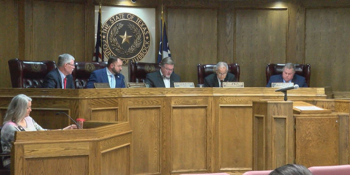 Commissioners implement tax increase for Lubbock County Expo Center