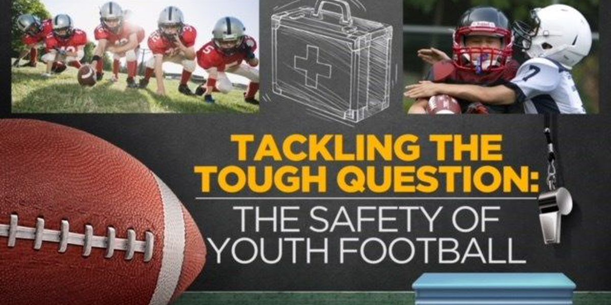 Tackling the Tough Question: Should you let your child play youth football?