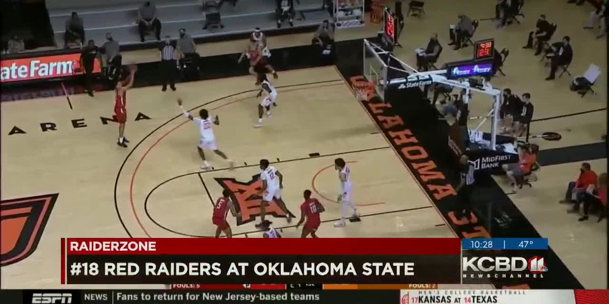Red Raiders fall to Oklahoma State