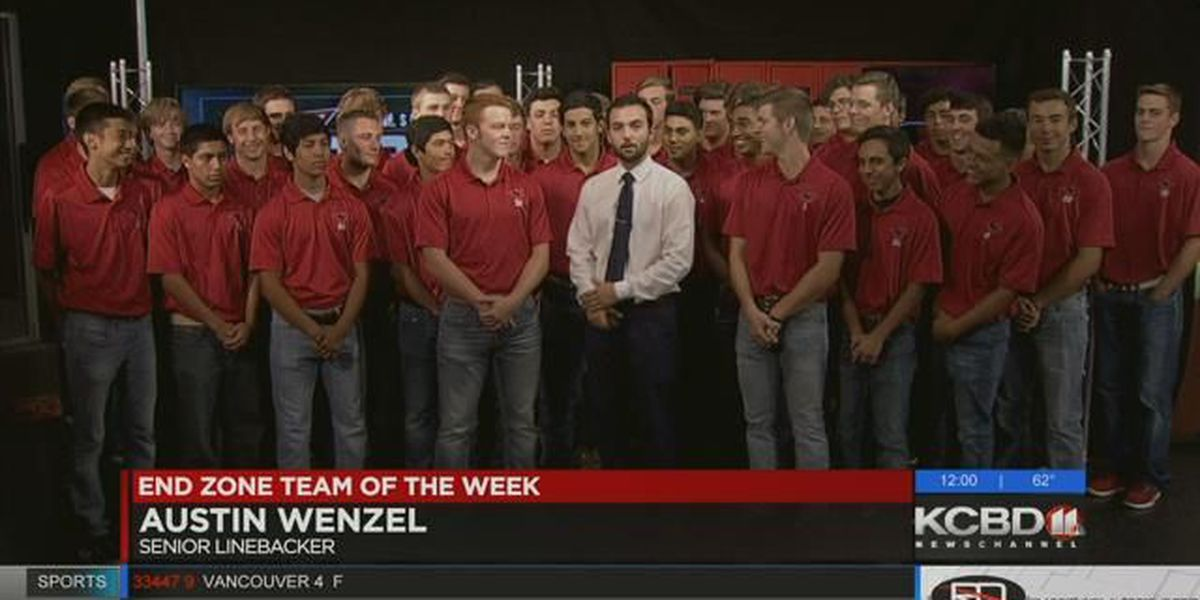 End Zone Team of the Week: Shallowater Mustangs