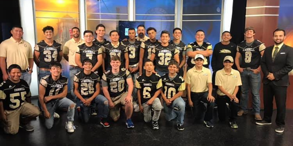 End Zone Team of the Week: O'Donnell Eagles