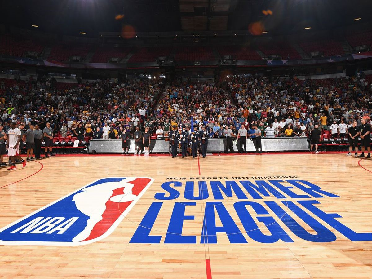 Red Raiders in the Summer League Update