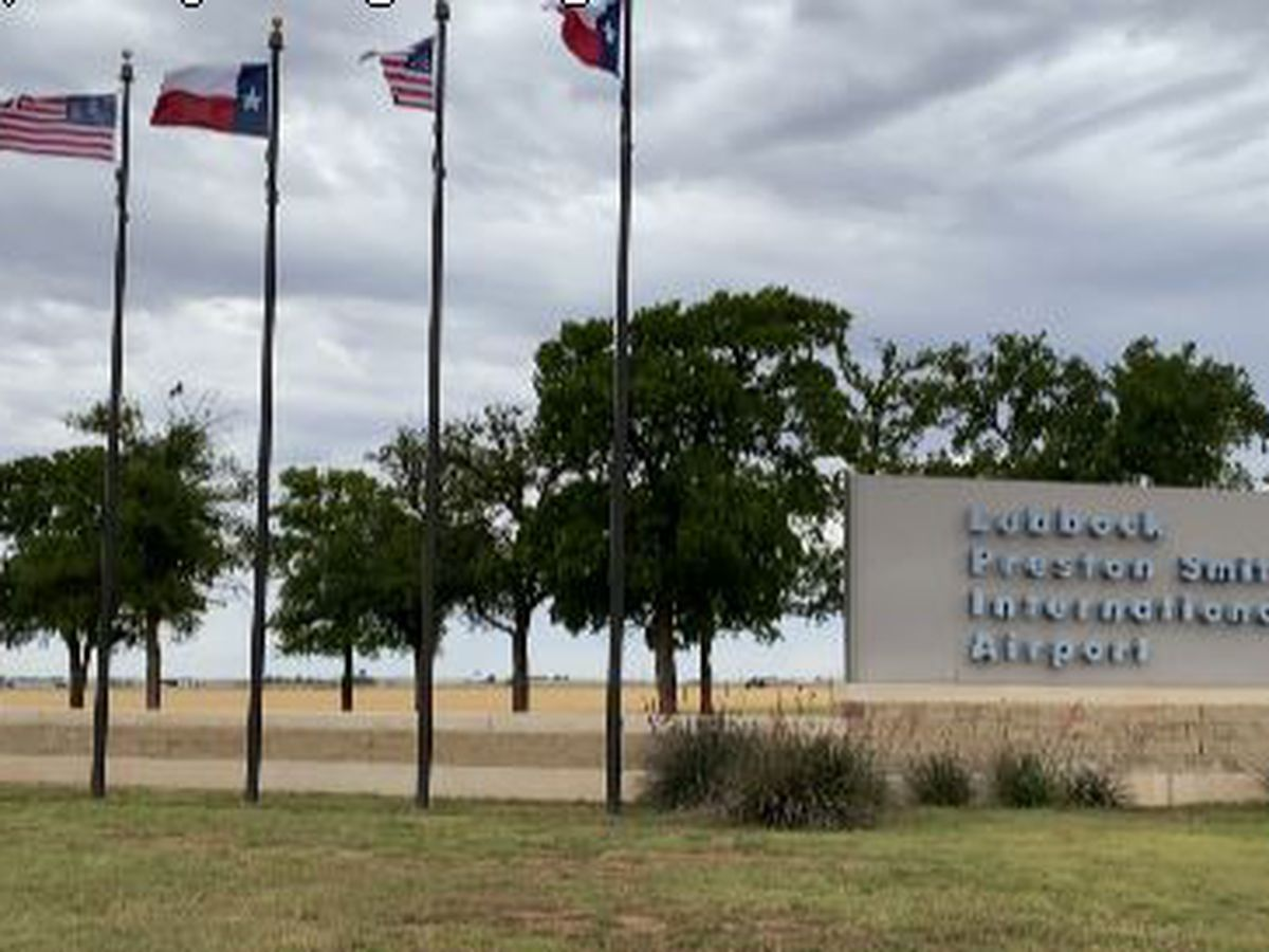 KCBD INVESTIGATES: Lubbock airport receives $9.5 million in CARES funding