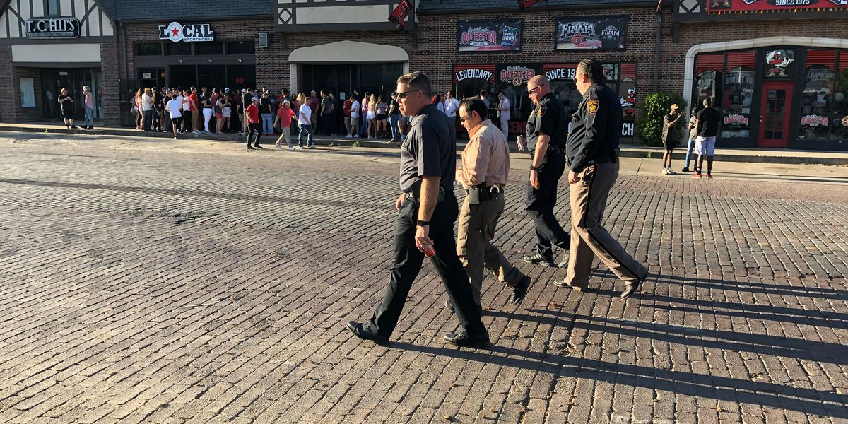 City streets reopened, cleanup to continue on Broadway, Lubbock police return to normal operations