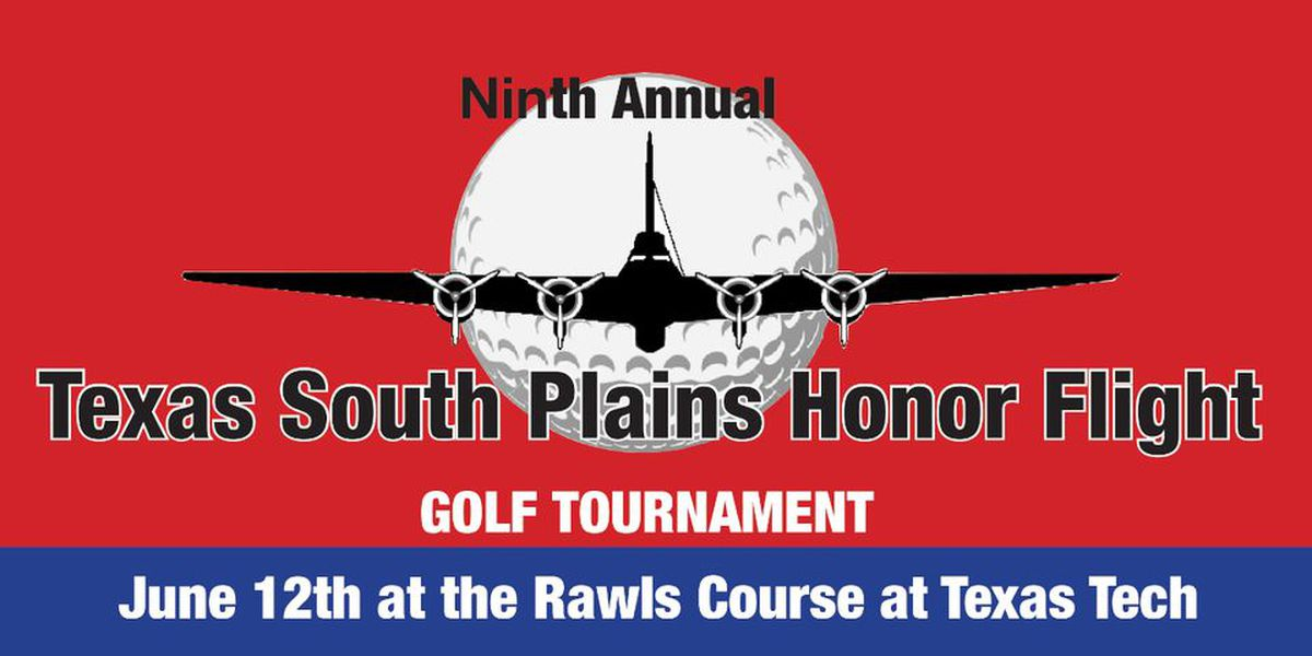 Texas South Plains Honor Flight Golf Tournament to honor local veterans