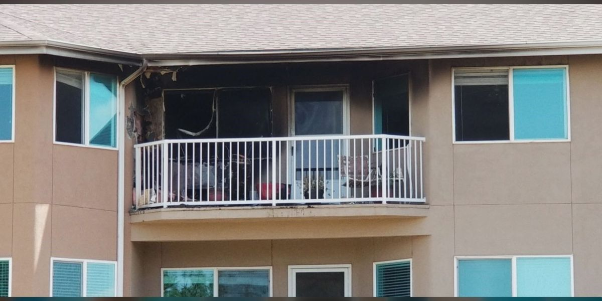 Some residents not able to return home after fire at Senior Living Complex