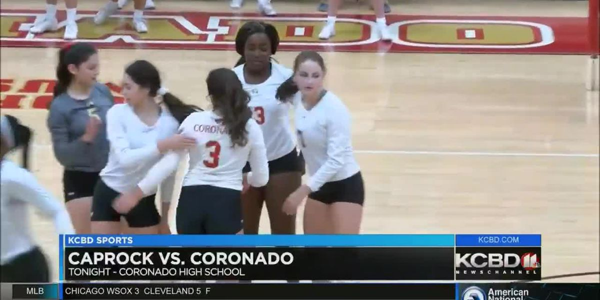 High School volleyball highlights 9-18