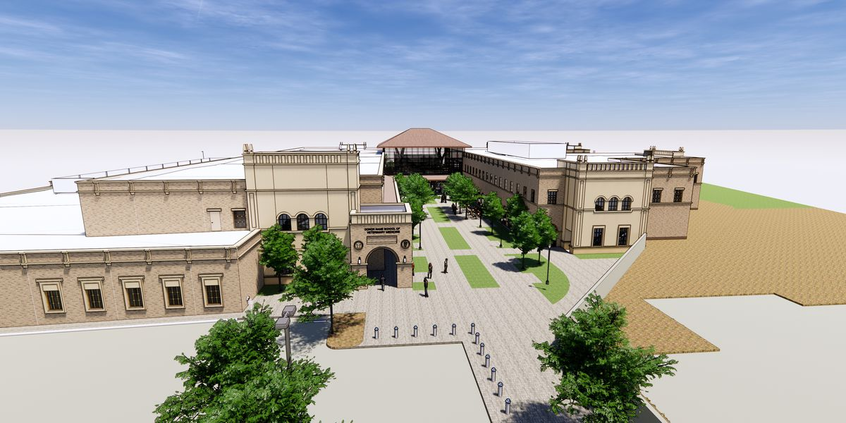 TTU Chancellor cites overwhelming number of applications for new vet school