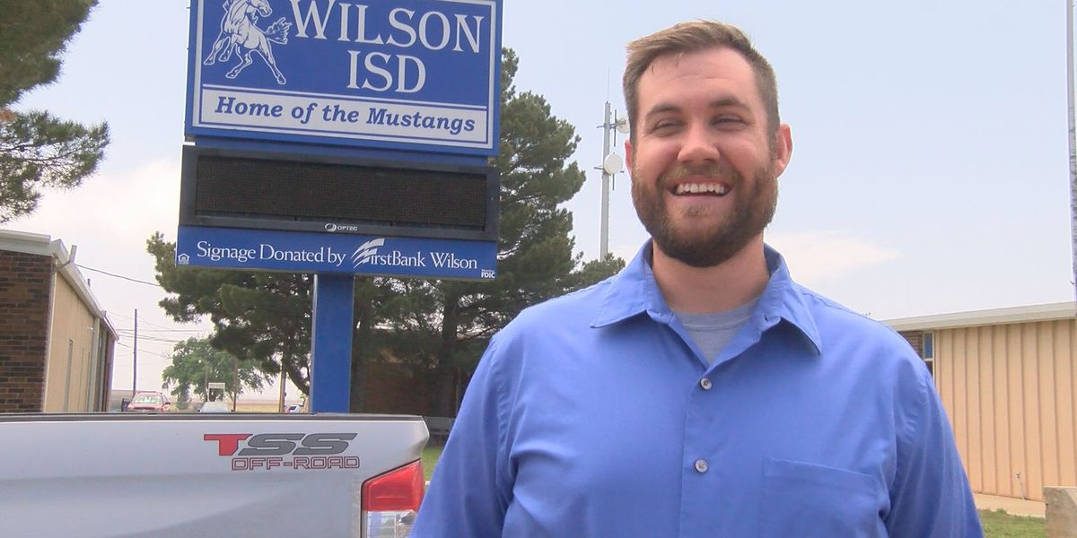 Kris Foust promoted to Head Football Coach in Wilson