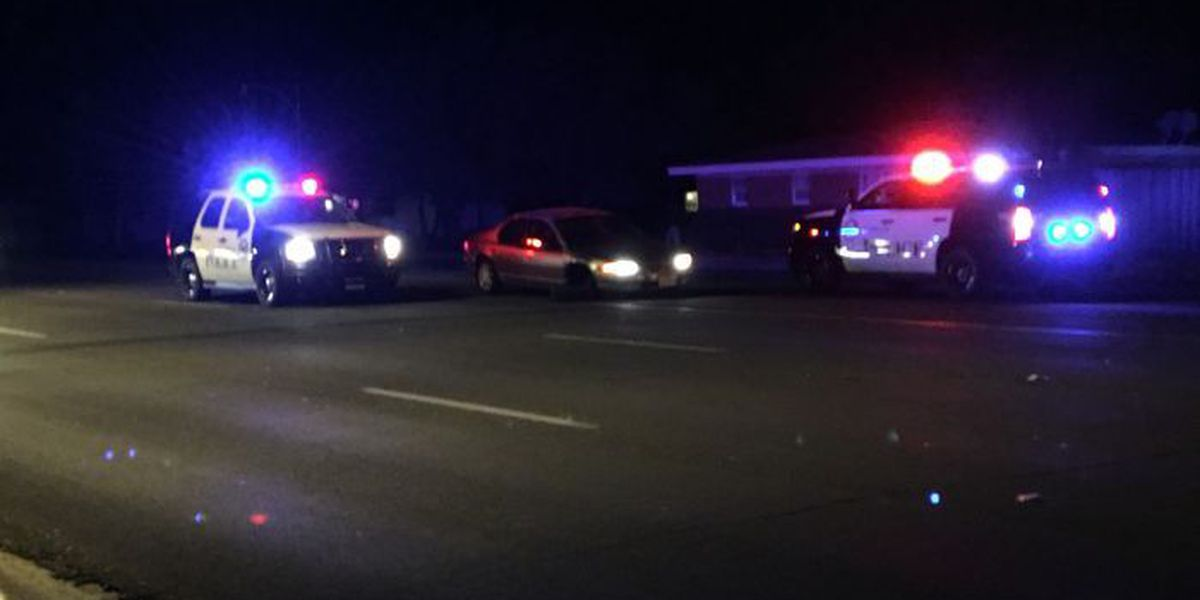 Pedestrian hit by car in 5200 block of Indiana