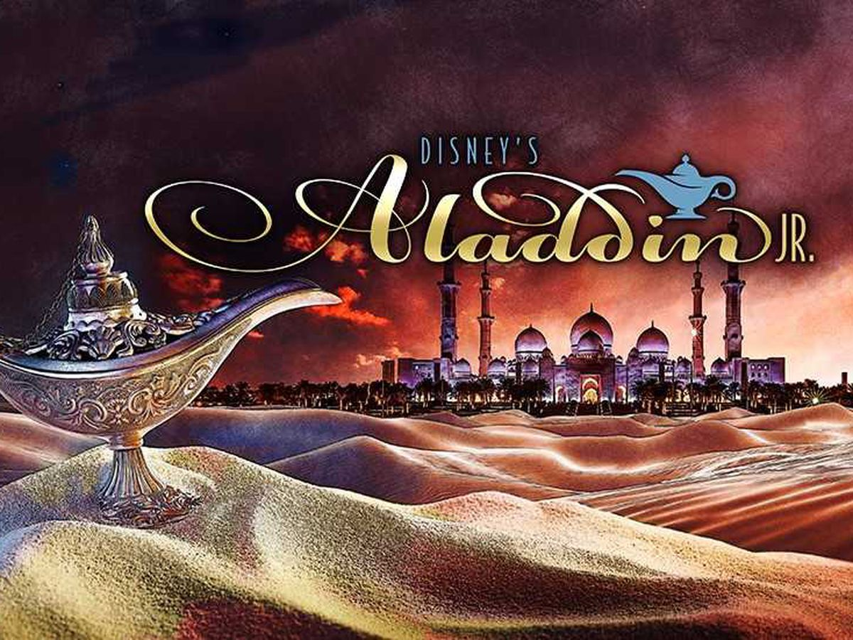 Moonlight Musicals to put on 'Aladdin, Jr.' throughout July