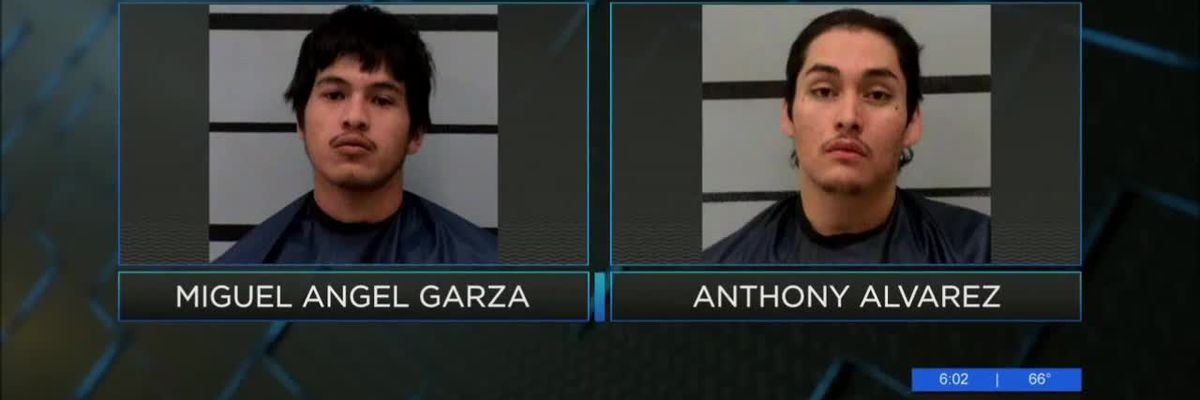 2 charged with murder in Wednesday afternoon shooting