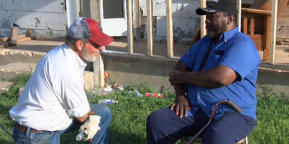 Lubbock business owner offers to remodel stranger's home
