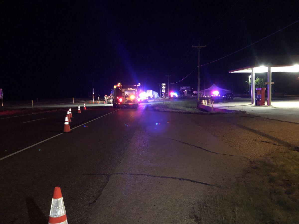 1 dead after Sunday night crash on Slaton Highway