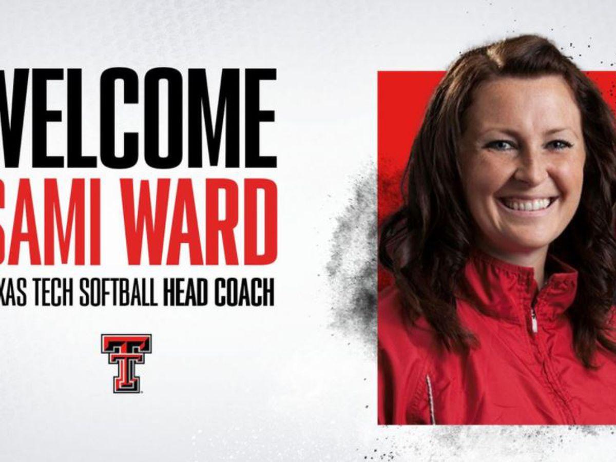 Texas Tech Softball announces new head coach