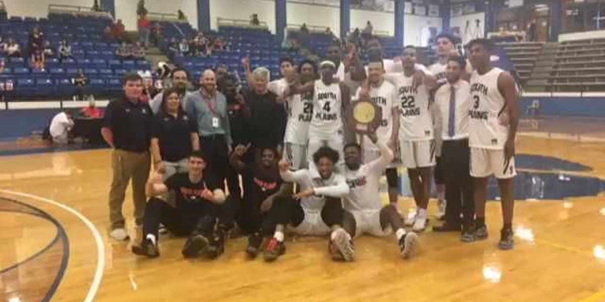 South Plains College Texans win Region V Tournament, advance to nationals