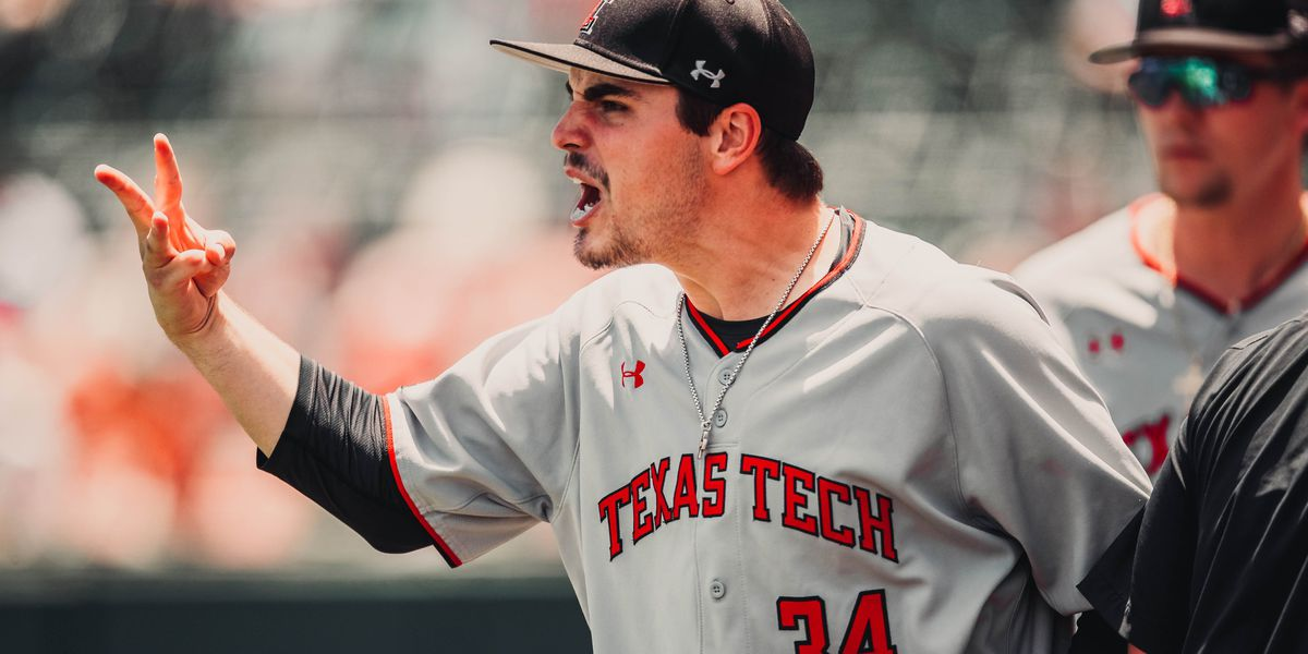 No. 11 Red Raiders win suspended game from No. 3 Texas to clinch series