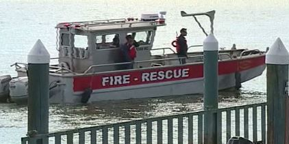 Father missing after jumping into CA river to save 1-year-old son