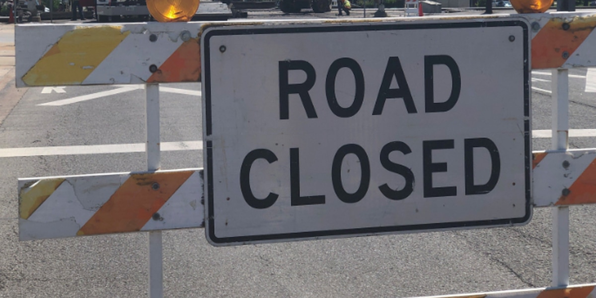 50th Street road closure to start Thursday