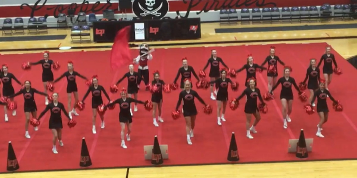 Lubbock-Cooper Cheer team heading to State Championships