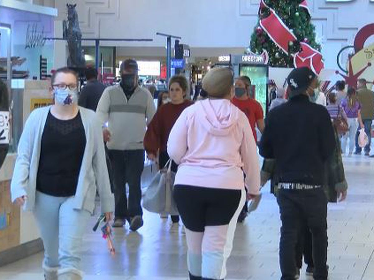 Lubbock retailers grateful for Black Friday shoppers at South Plains Mall