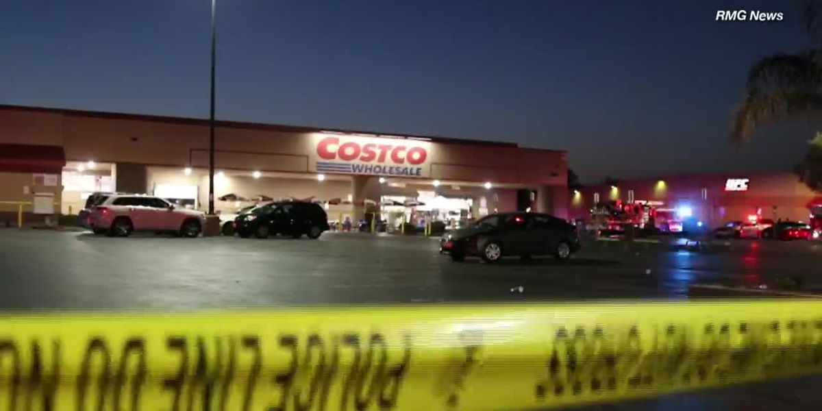 Gunfire sparks chaos at California Costco