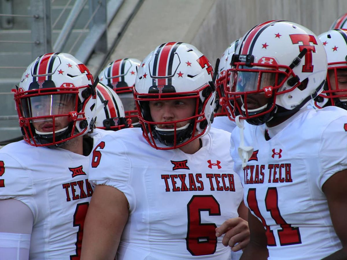Red Raiders not looking past Kansas